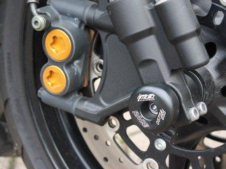 Satz GSG Moto Sturzpads Vorderrad Yamaha YZF-R6 RJ11 06-16