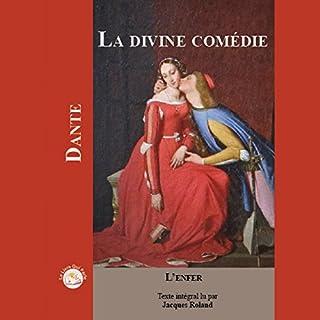 Couverture de La Divine Comédie: L'Enfer