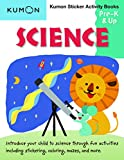 Science Sticker Activity Book (Kumon Sticker and Activity) (Kumon Sticker Activity)