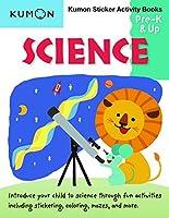 Science Pre-K & Up (Kumon Sticker Activity)