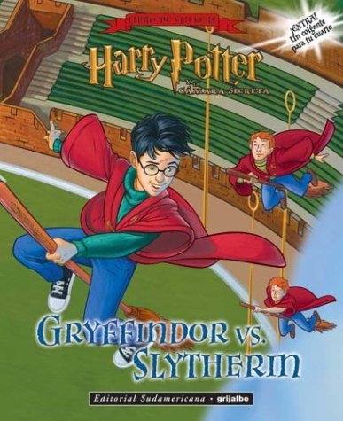 Harry Potter Gryffindor Vs Sly (Spanish Edition)