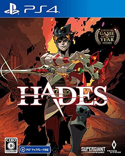 【PS4】HADES【Amazon.co.jp 特典】オリジナルデジタル壁紙(配信)