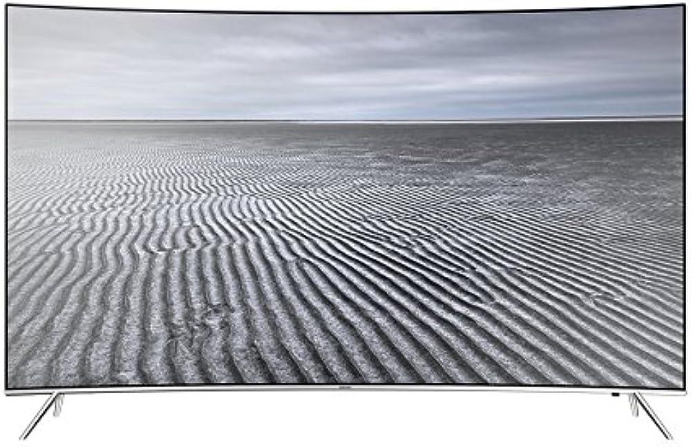 Samsung smart tv 55 pollici suhd 4k curvo serie 7 4k ultra hd UE55KS7500UXZT