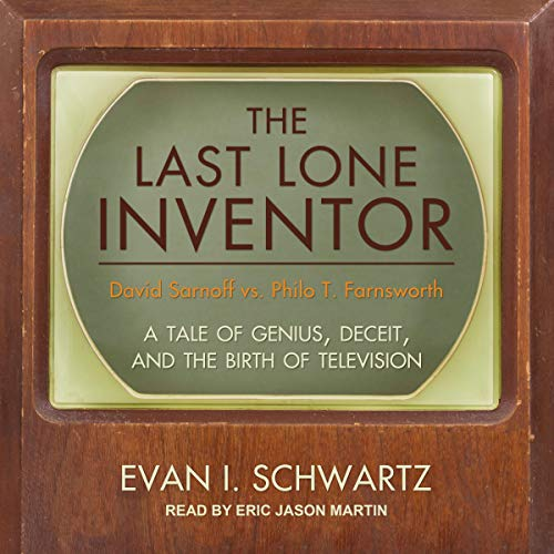 The Last Lone Inventor cover art