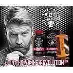 Viking Revolution Men's Beard Growth Vitamin Supplement Tablets - Potent Pills for Maximum Facial Hair Growth for Men… 4
