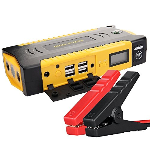 Lowest Prices! SDSPEED (Just Item for Multi Function) High Capacity Car Jump Starter 18000mAh 800A P...