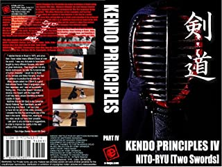 Kendo Principles IV - Nito-ryu [Two Swords] DVD