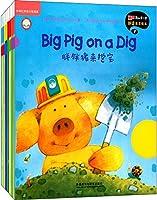 外研社 丽声我的第一套拼读英文绘本4 第四级 故事书+光盘 可点读 3-10岁英语分级阅读 自然拼读法 少儿英语教材启蒙 亲子英文书籍