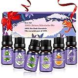 Aceites Esenciales, 100% Puros y Naturales Aromaterapia Aceites...