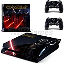 PS4 Skin - Star Wars Darth Vader Sith Warriors