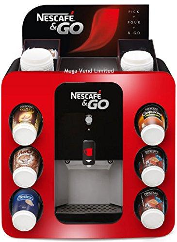 Nescafe & Go Drinks Machine for Hot Beverages W420xD507xH393mm Ref C02405
