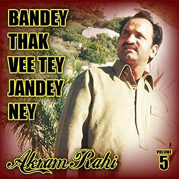 Bandey Thak Vee Tey Jandey Ney, Vol. 5