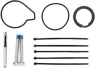Strumento di riparazione pneumatici kit di strumenti di riparazione pneumatici tubeless per auto 35Pcs Set di strumenti di riparazione della spina di gomma piatta e foratura