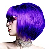 Crazy Color Coloration Semi Permanente (Violette) + Trousse Blue Banana Sugar Skull GRATUITE
