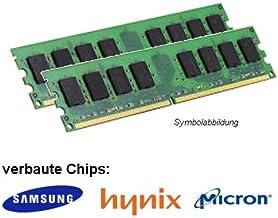 Samsung Hynix Micron - Módulo de memoria RAM (4 GB, 2 x 2 GB) DDR2 800 MHz (PC2 6400U)