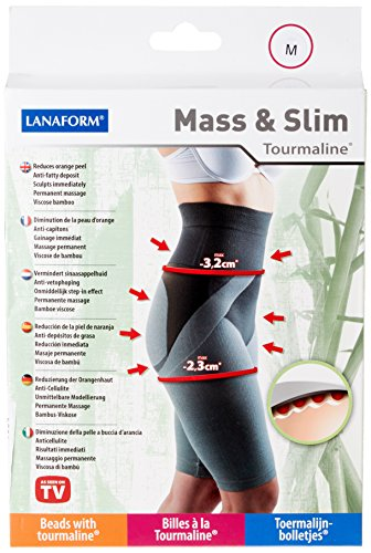 Lanaform Mass and Slim Solution amincissante à la tourmaline taille M 38/40