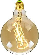 FidgetFidget Gloeilamp, LED-lampen, sfeerlicht, vintage gloeilamp, G125, Edison Vintage gloeilamp, decoratieve gloeilamp v...