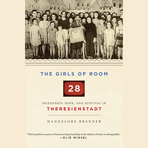 The Girls of Room 28 audiobook cover art