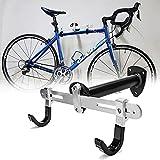 Soporte De Pared Para Bicicleta, Soporte Bicicletas Pared, Soporte Horizontal Para Almacenamiento En Interiores Para 1 Bicicleta, Ángulo Y Longitud Ajustable