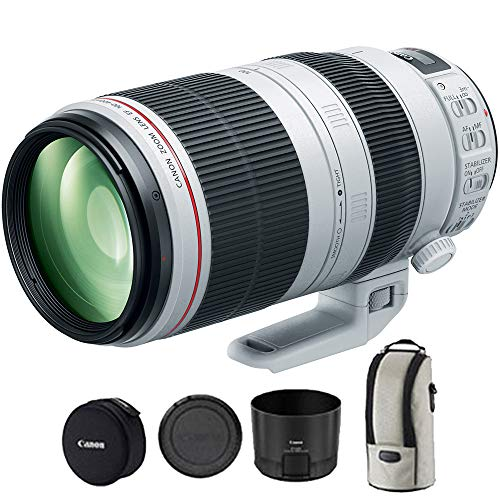Canon EF 100-400mm f/4.5-5.6L is II USM Lens - 9524B002 (Renewed)
