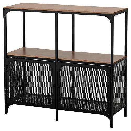 IKEA ASIA FJALLBO Estantería Negro