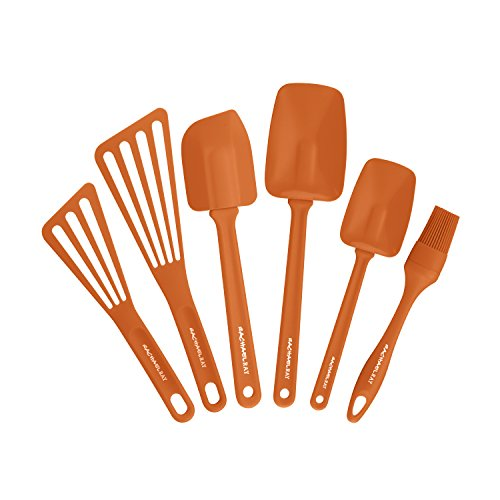 Rachael Ray Tools & Gadgets 6-Piece Nylon Tool Set