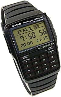 [カシオ]CASIO データバンク デジタル 腕時計 DBC-32-1A メンズ チープカシオ ブラック 黒 [並行輸入品]
