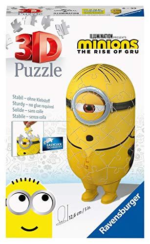Ravensburger 11230 - Minion: Kung Fu - 54 Teile 3D Puzzle