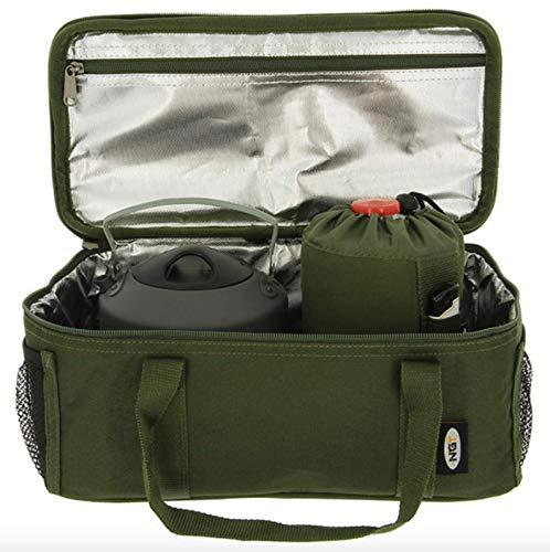 NGT Brew Tee Set Zubehörteil Zelten Beutel für Herdplatte Kochen Ausrüstung Karpfenangeln Ausrüstung