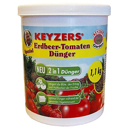 Keyzers Spezial Erdbeer-Tomaten Dünger 1,1 KG