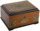 WANGXIAOYUE Caja de cigarros Accesorios de cigarros con Cedro de Cedro de Cedro de Cedro Antiguo Creativo. Caja de Tabaco