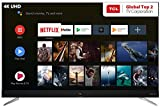 TCL 189.30 cm (75 Inches) 4K Ultra HD Certified Android LED Smart TV 75C2US (Black)