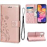 Teebo Brieftasche Hülle für Samsung Galaxy A9 Pro