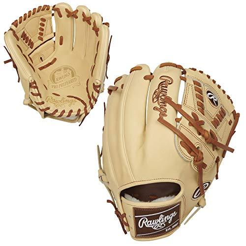 Rawlings Pro Preferred Baseball-Handschuh, geschnürt, 29,8 cm, für Rechtshänder