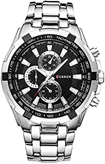 Curren Dress Watch For Men Analog Stainless Steel - WM8023