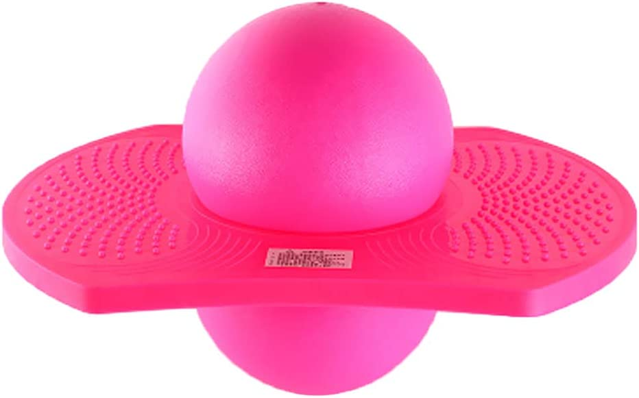 Baosity Bounce Pogo Ball Toy Platform 5 ☆ very popular Balance Jump 67% OFF of fixed price Outdoor Board