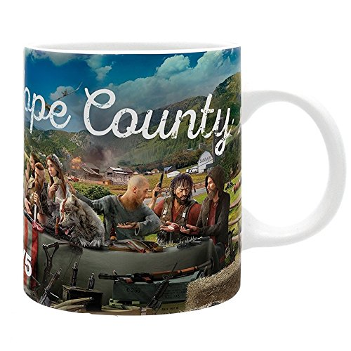 Far Cry 5 - Welcome to Hope County - Tasse | Offizielles Merchandise | Ubisoft