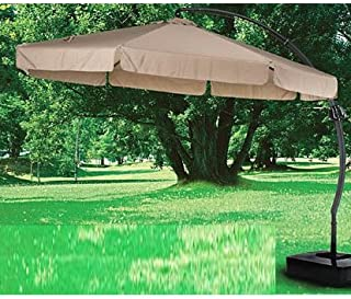 Garden Winds 2010 Offset Umbrella Replacement Canopy Top Cover