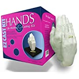 Artmolds Pro Life Molding & Hand Casting Kit | Completely Safe and Non Toxic | Cast from 1 to 4 Hands Simultaneously | Great for Family Casting