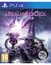Square Enix Final FantasyXiv A Realm Reborn, Ps4