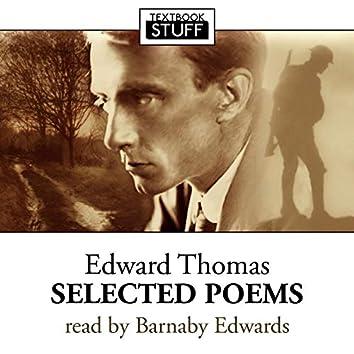 Edward Thomas - Selected Poems