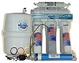 6-stufige Osmoseanlage mit 1 Wege Wasserhahn - Umkehrosmoseanlage - Wasserfilter für den Hausgebrauch