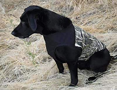 CUGA VEST Serious Protection for The Active Dog