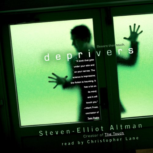 Deprivers audiobook cover art