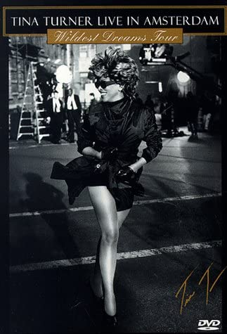 Tina Turner Live in Amsterdam Wildest Dreams Tour product image