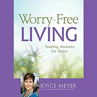 Worry-Free Living cover art