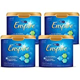 Enfamil Enspire Infant Formula with Immune-Supporting Lactoferrin, Brain Building DHA, 5 Nutrient Benefits in 1 Formula, Our Closest Formula to Breast Milk, Reusable Tub, 20.5 Oz (Pack of 4)