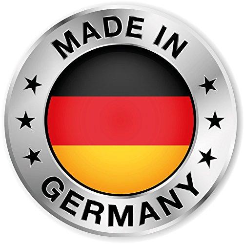 Fatburner Mit L-Carnitin + Grün Tee Extrakt + Koffein – 100 Kapseln – Schnell Abnehmen – Ideal Für Die Diät Und Unterstützt Die Fettverbrennung – Natürlich Abnehmen – Mehr Energie – Made in Germany - 6