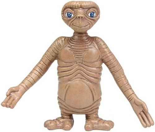 E.T. l'extra-terrestre Figurine Flexible E.T. 7 cm Neca