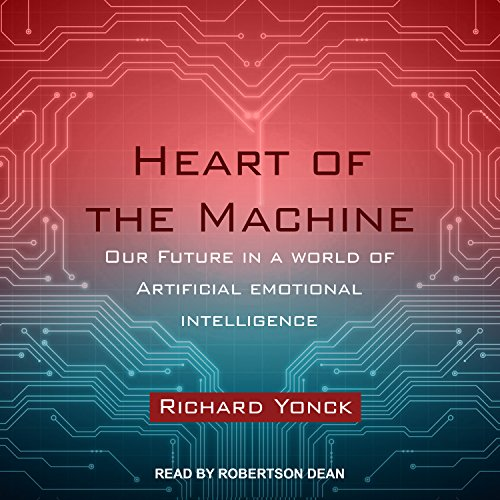 Heart of the Machine audiobook cover art